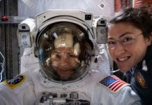 Second all-female spacewalk was another NASA ISS success