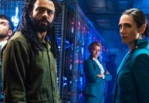 Snowpiercer series finally coming to TNT, and here's the first teaser to prove it