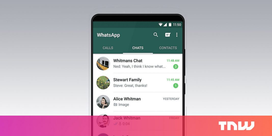 Facebook has reportedly shelved its plans to show ads on WhatsApp