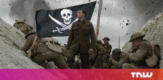 Oscar-nominated '1917' leaks in massive screener dump