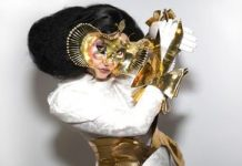 I had a lovely time in an AI-generated Björk hotel lobby soundscape