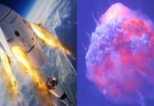 Watch SpaceX blow up a Falcon 9 rocket to test its launch abort system video