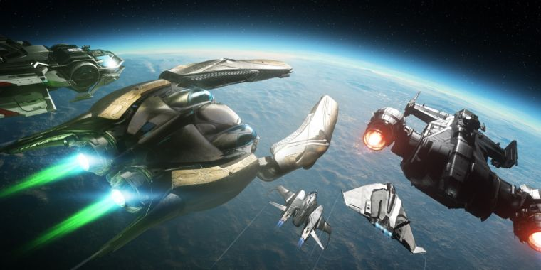 Crytek, Cloud Imperium battle over how to end Star Citizen lawsuit