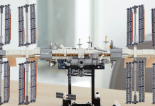 If you love someone, know Lego is releasing an ISS-inspired set in February