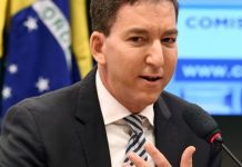 "Brazil prosecutes Glenn Greenwald in ""attack on press freedom"""