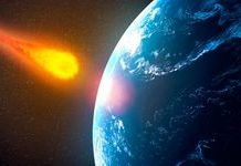 Asteroid that smashed Earth 2.2 billion years ago may have thawed the planet