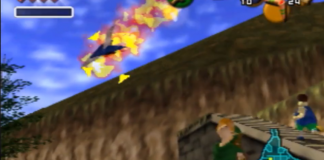 This amazing glitch puts Star Fox 64 ships in an unmodified Zelda cartridge