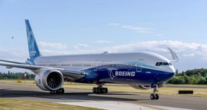 Boeing 777X first flight postponed because of winds
