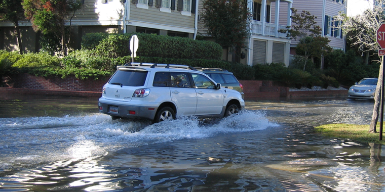 As sea levels rise, little of the United States will be unaffected