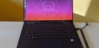Linux on laptops: Ubuntu 19.10 on the HP Dragonfly Elite G1