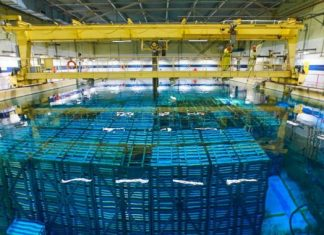 Planned nuclear storage material could decay faster than expected