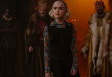 Chilling Adventures of Sabrina S3 is a mesmerizing melting pot of the macabre
