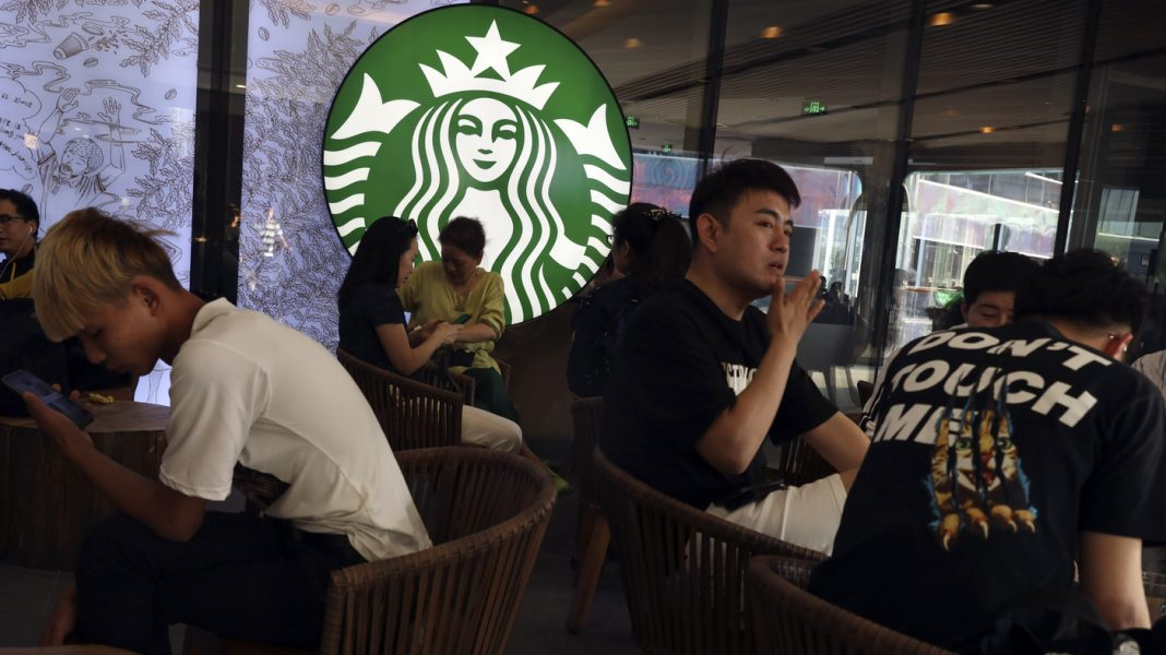 Starbucks Closes More Than 2,000 Stores In China Amid Coronavirus Outbreak