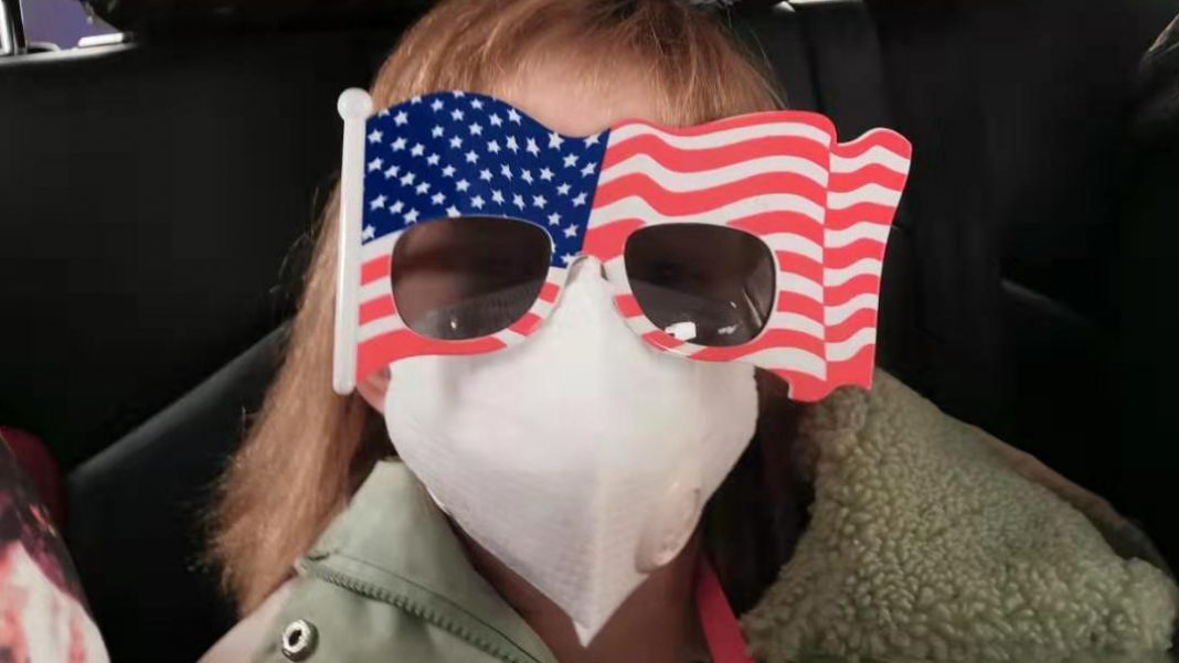 Coronavirus: Americans Cheer As Evacuation Flight From Wuhan Reaches U.S.