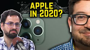 Apple is crushing it, and it's all thanks to AirPods (The Daily Charge, 1/29/2020) video