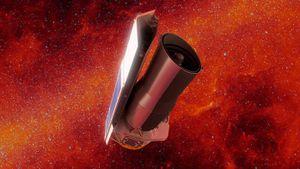NASA just shut down the pioneering space telescope Spitzer