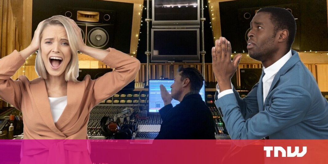 Elon Musk's new song is as bad as his dance moves