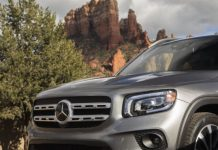 The 2020 Mercedes-Benz GLB gets good infotainment, but don't get the AI