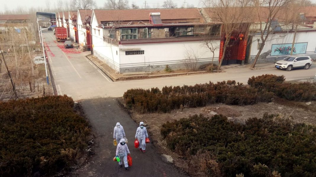 Coronavirus Cases Have More Than Tripled In Past Week; 20,000 Sickened In China