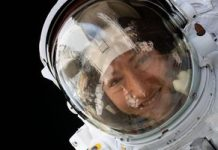 NASA astronaut Christina Koch heads home after record-setting spaceflight