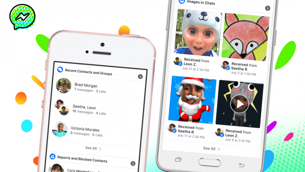Facebook's Messenger Kids App Now Has More Parental Controls