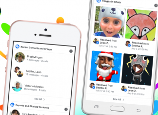 Facebook's Messenger Kids App Now Has More Parental Controls
