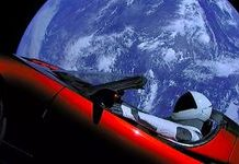 Elon Musk's Tesla still orbits the sun, two years after SpaceX launch