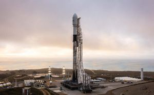 Book a SpaceX Falcon 9 rocket ride online for as cheap as $1 million
