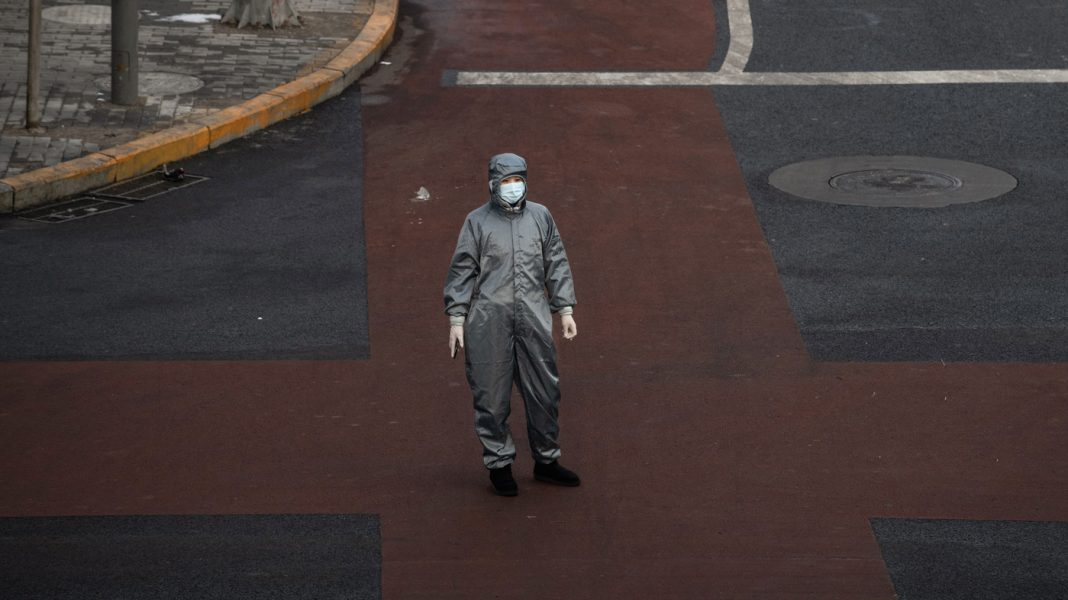 China's Coronavirus Death Toll Surpasses SARS Pandemic