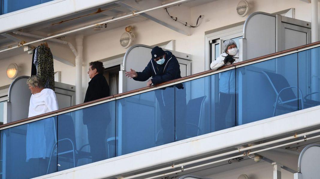 65 More Coronavirus Cases On Diamond Princess Cruise Ship Stuck In Japan