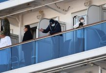 65 More Coronavirus Cases On Diamond Princess Cruise Ship Stuck In Japan