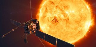 Europe's solar orbiter begins its journey to the Sun