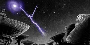 Mysterious radio bursts are buzzing Earth with an unusual rhythm