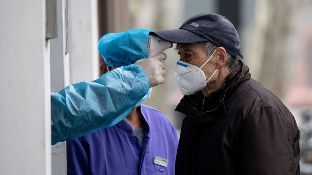 A Change In How 1 Chinese Province Reports Coronavirus Adds Thousands Of Cases