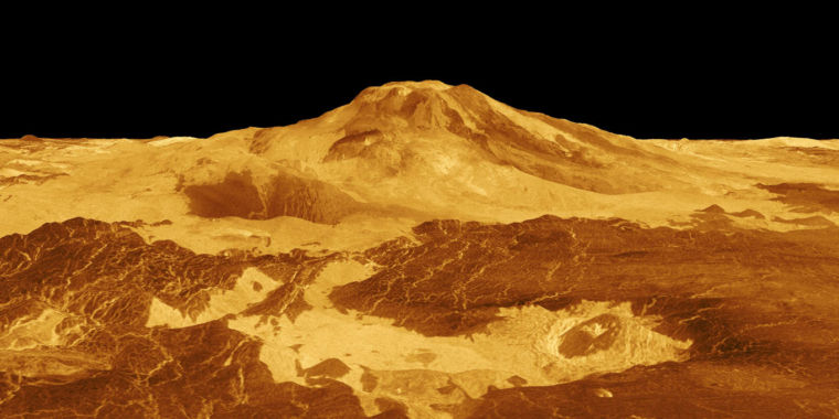 NASA signals interest in Venus and volcanoes for next science missions