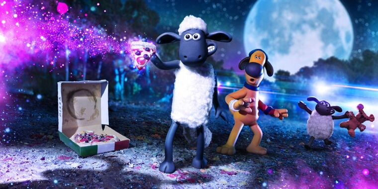 Farmageddon movie review: Stop-motion sheep > CG hedgehog