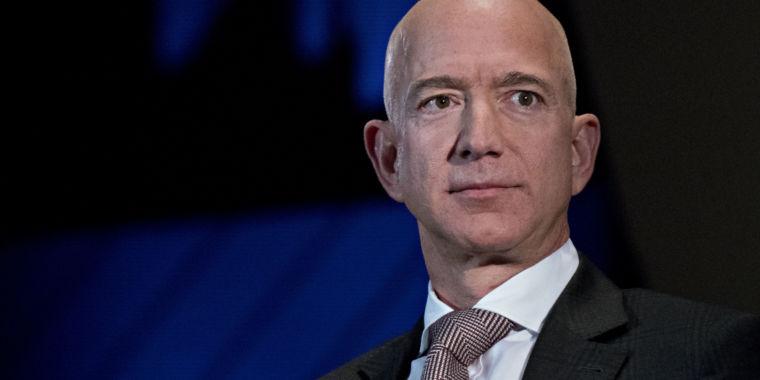 Jeff Bezos pledges $10 billion to stop climate change