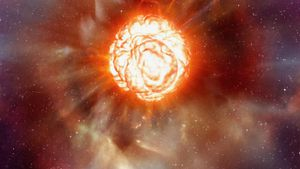 Betelgeuse supernova explosion on hold as giant star stops dimming