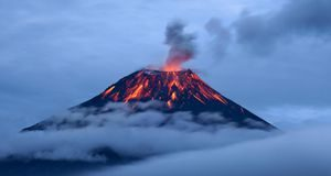 Volcano in Ecuador showing signs of 'potential collapse,' researchers say