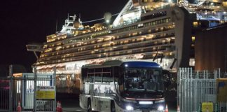 Americans on coronavirus cruise ship barred from US after failed quarantine