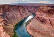 Climate change is slowly drying up the Colorado River