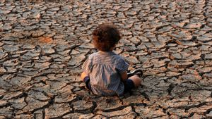 Climate change threatens children's future, report says