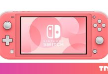 We need more colorful consoles like this pink Nintendo Switch Lite