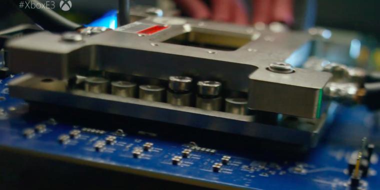 The next Xbox will quadruple XB1's CPU, octuple its GPU performance