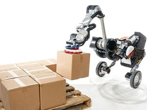 Boston Dynamics robot has been put to work by Otto Motors