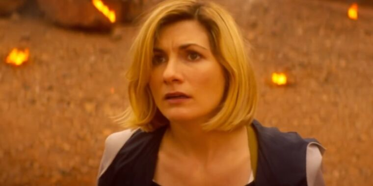 Review: Jodie Whittaker's Time Lord returns to classic Doctor Who form