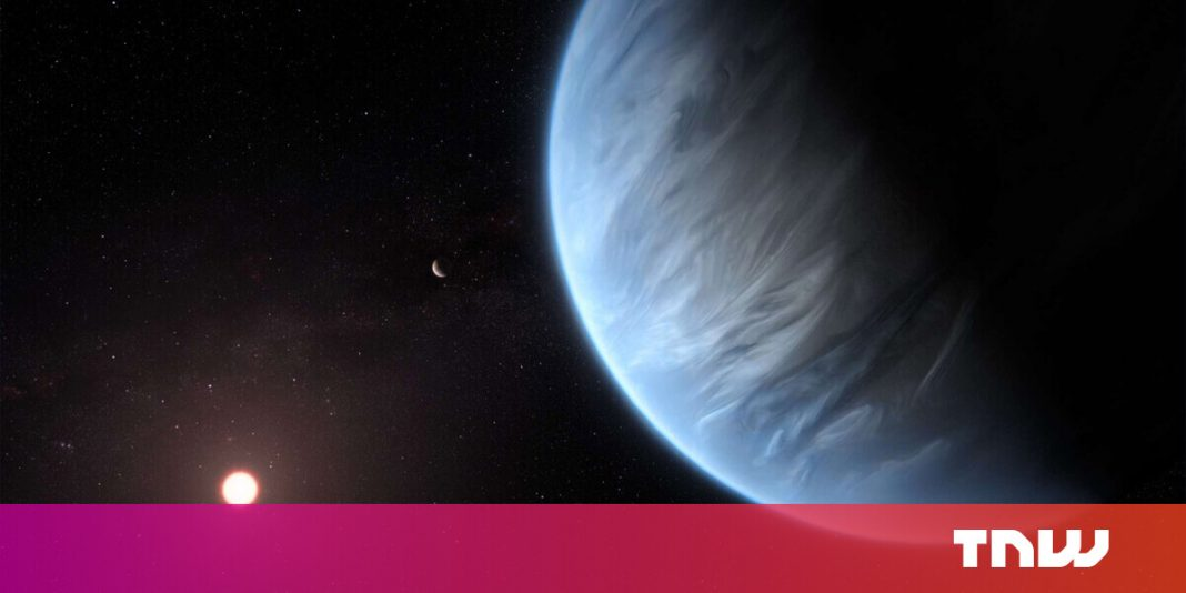 Scientists say this exoplanet could have the right conditions for life