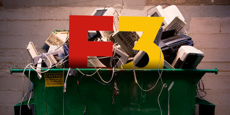 E3's newest creative directors resign five weeks into the gig [Updated]