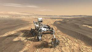NASA's Mars 2020 rover gets an official name, 'Perseverance'