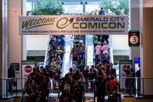 Emerald City Comic Con postponed over COVID-19 concerns